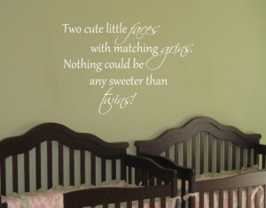Baby Twin Quot...