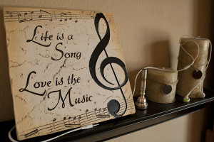 Music Quotes About Love And Life | Best Reviews About Audio And ...