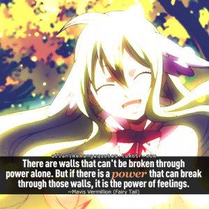 Anime Quotes Fairy Tail (1)
