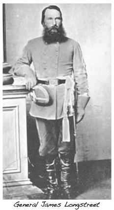 James Longstreet, General James Longstreet, General Longstreet_
