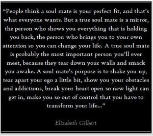 quotables: soul mate