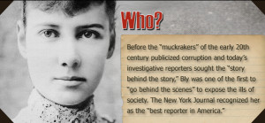 NEW NELLIE BLY ARTICLE POSTED!