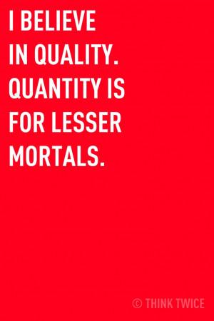 QUALITY VS QUANTITY: Ynf Philosophy, Emotional Growth