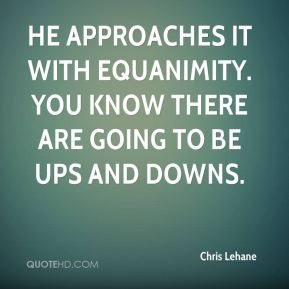 Equanimity Quotes