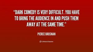 Dark Comedy Quotes