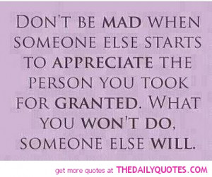 dont be mad quote love sayings nice quotes pictures pic Quotes About ...