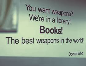Quotes about Libraries
