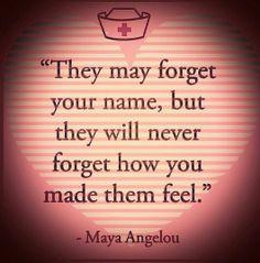 Thank A Nurse Quotes Being a nurse quotes