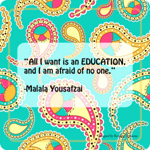 What have you done to improve education in your community?