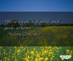 Geeks Quotes