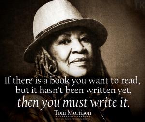 Teach Kids   Toni Morrison and Writing