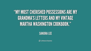 Sandra Lee Quotes
