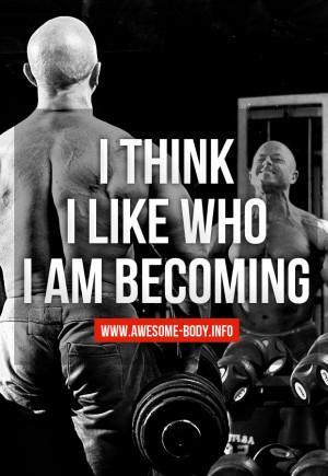 Body Transformation | bodybuilding quotes