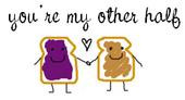 You're My Other Half Graphic