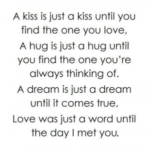 Cute love poems and quotes for boyfriend