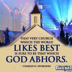 spurgeon quote more church quotes worth faith jesus god abhor spurgeon ...
