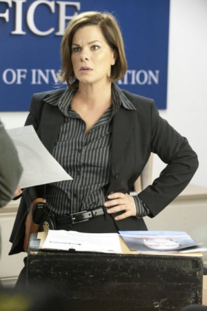 Still of Marcia Gay Harden in Law & Order: Special Victims Unit (1999)