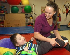 Pediatric physical therapist assistant.