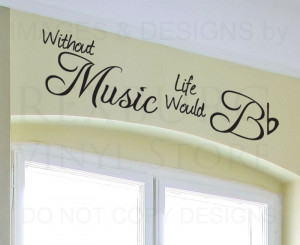 Wall-Decal-Sticker-Quote-Vinyl-Art-Lettering-Design-Decoration-Without ...