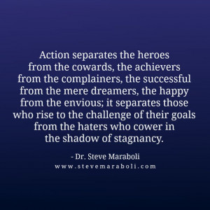 Harsh words, but often SO true.