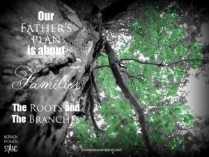 Elder Cook -- roots and branches. #MormonWomenStand www ...