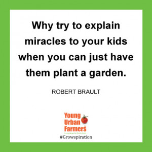 Jan 31: Why try to explain miracles to your kids when you can just ...