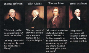 founding fathers on religion god bless america foundingfathers ...