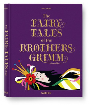 Brothers Grimm fairy tales book