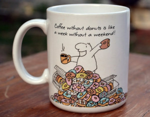 Funny Quotes About Donuts