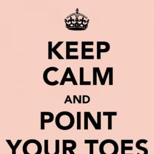 ballet #perfect sayings #quotes #dance #pink #princess