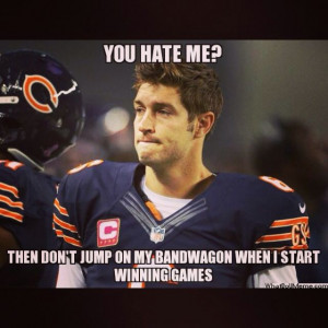 Jay Cutler Funny Quotes Jay cutler chicago bears