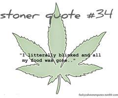 Stoner Tumblr Quotes Stoner quotes ☮