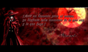 Hellsing Ultimate Alucard Quotes