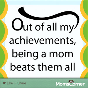 Back > Quotes For > Being A Mom Quotes