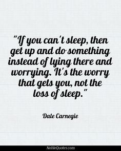 Dale Carnegie Quote About Work