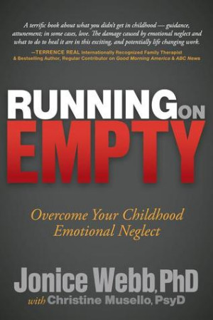 """... Empty: Overcome Your Childhood Emotional Neglect"""" as Want to Read"""