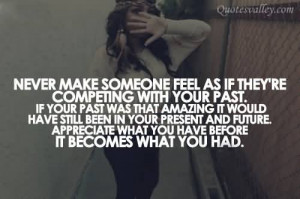 Let Learn Put The Past...