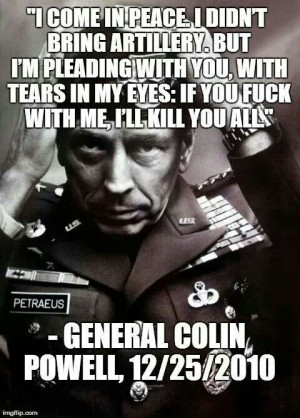 General Colin Powell quote