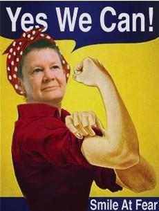... most beloved female Western Buddhist teacher. Collage: Noa P. Kaplan