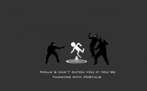 Cool Ninja Games HD Wallpaper 8