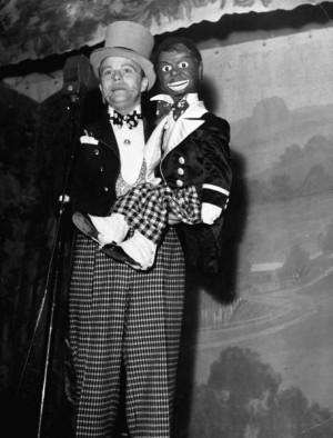 Edgar Bergen And Friend