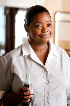 Short Q & A With Octavia Spencer on The Help