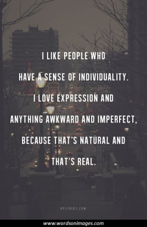 Famous Quotes About Individualism