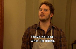 Andy Dwyer: If You're An Idiot, Be A Lovable Idiot