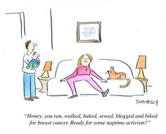 Funny and Not So: Cancer Quotes and Cartoons