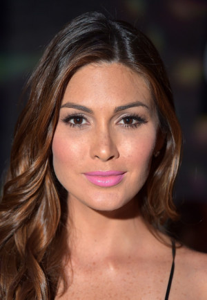 Gabriela Isler Miss Universe Gabriela Isler attends the Venexiana