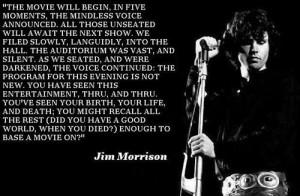 25+ Famous Jim Morrison Quotes - 27