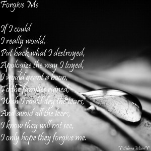 Forgive Me by stargazer5