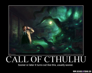 Call of Cthulhu] The Haunting Character Creation