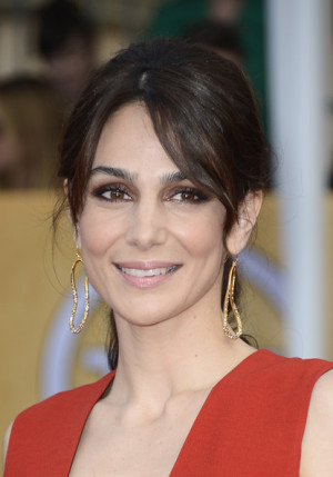 Annie Parisse Actress Arrives The Annual Screen
